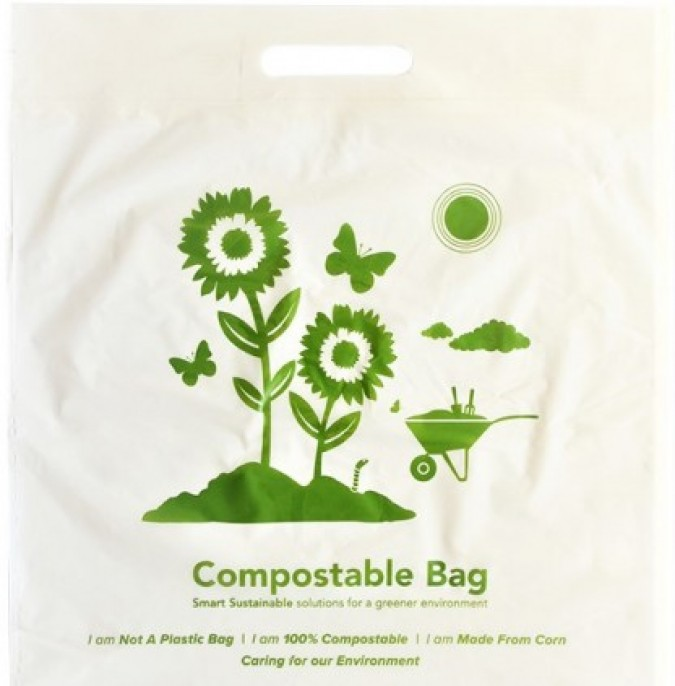 Biodegradable packaging: durable and customizable